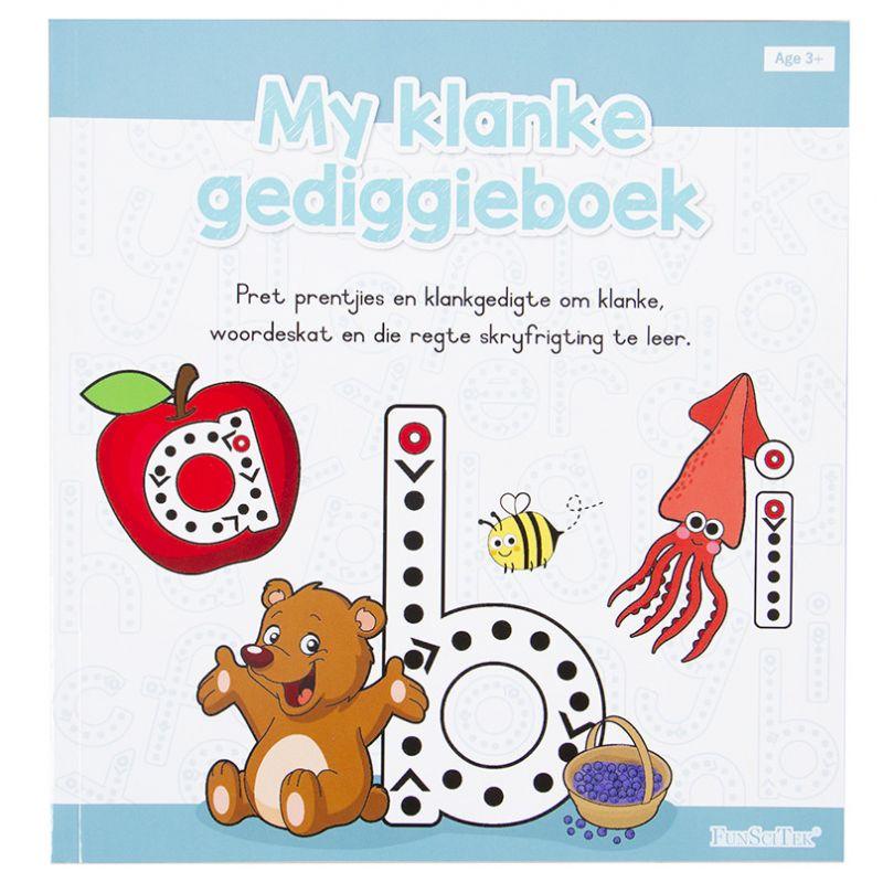 My klanke gediggieboek