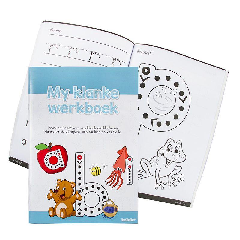 My Klanke (A6) - Werkboek...