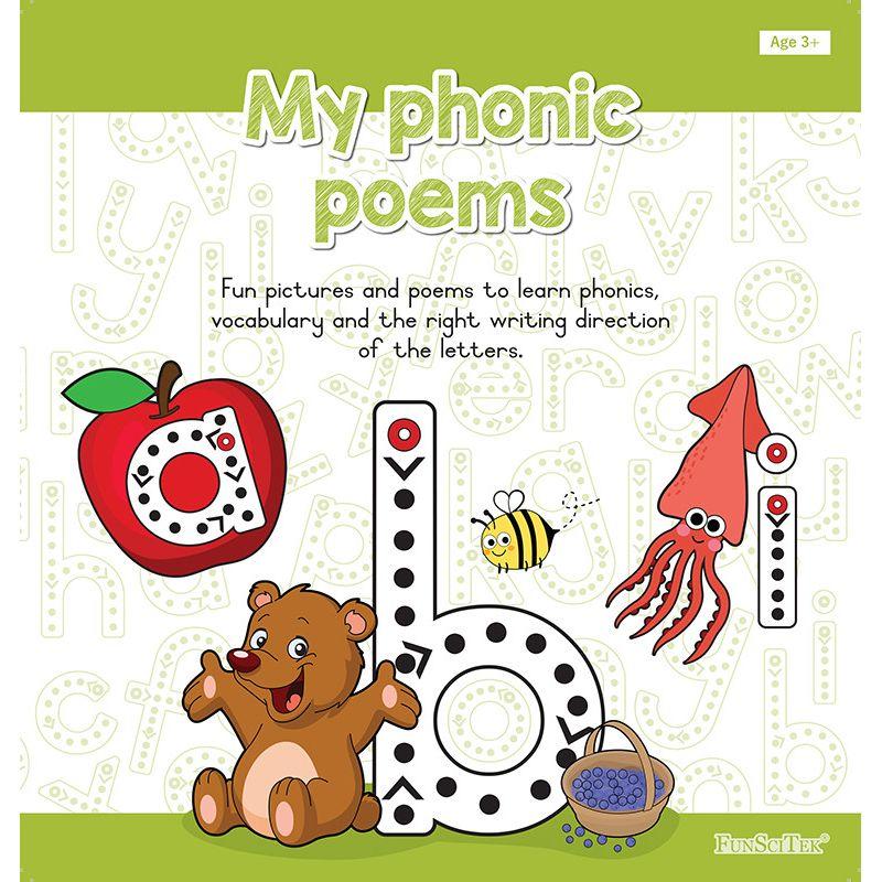 Sound ABC - My Phonic Poems...