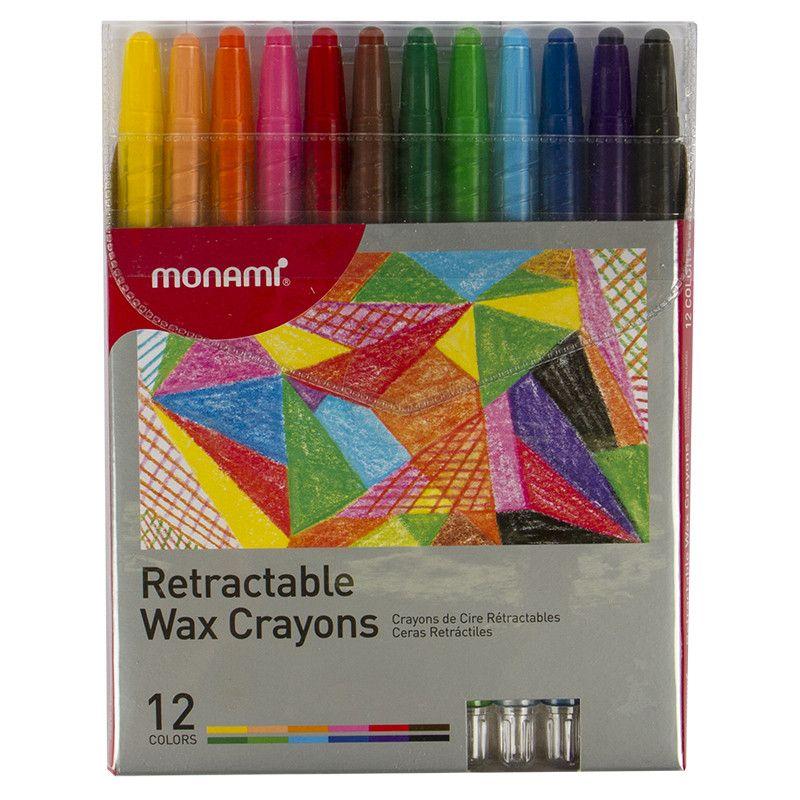 Retractable Twister Crayons...