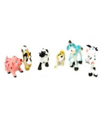 Funny Farm Animals 6pc (In...