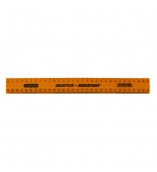 Ruler 30cm - assorted colours