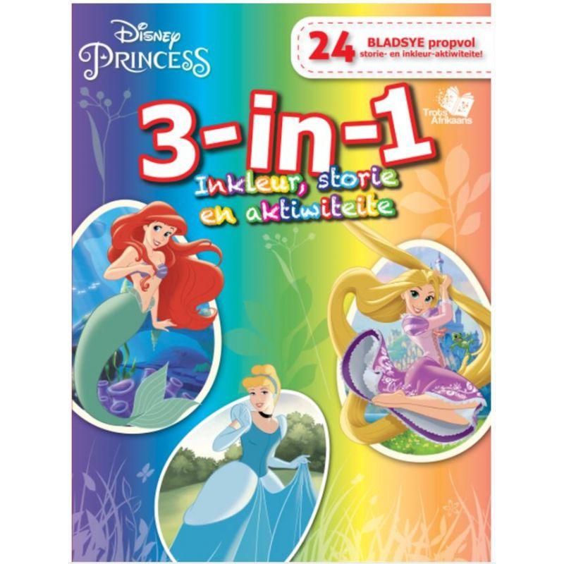 A4 Disney Colouring (24pg)...