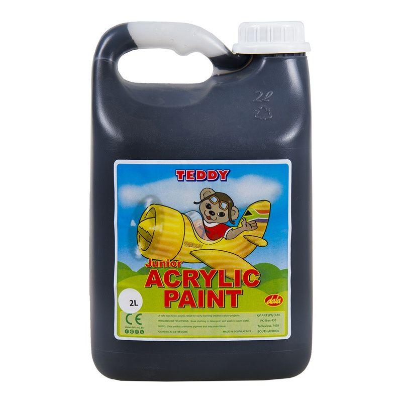 Paint - Junior Acrylic (2L)