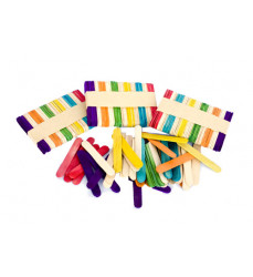 Craft Sticks - Coloured...