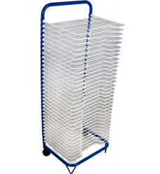 Paint Drying Trolley (32...