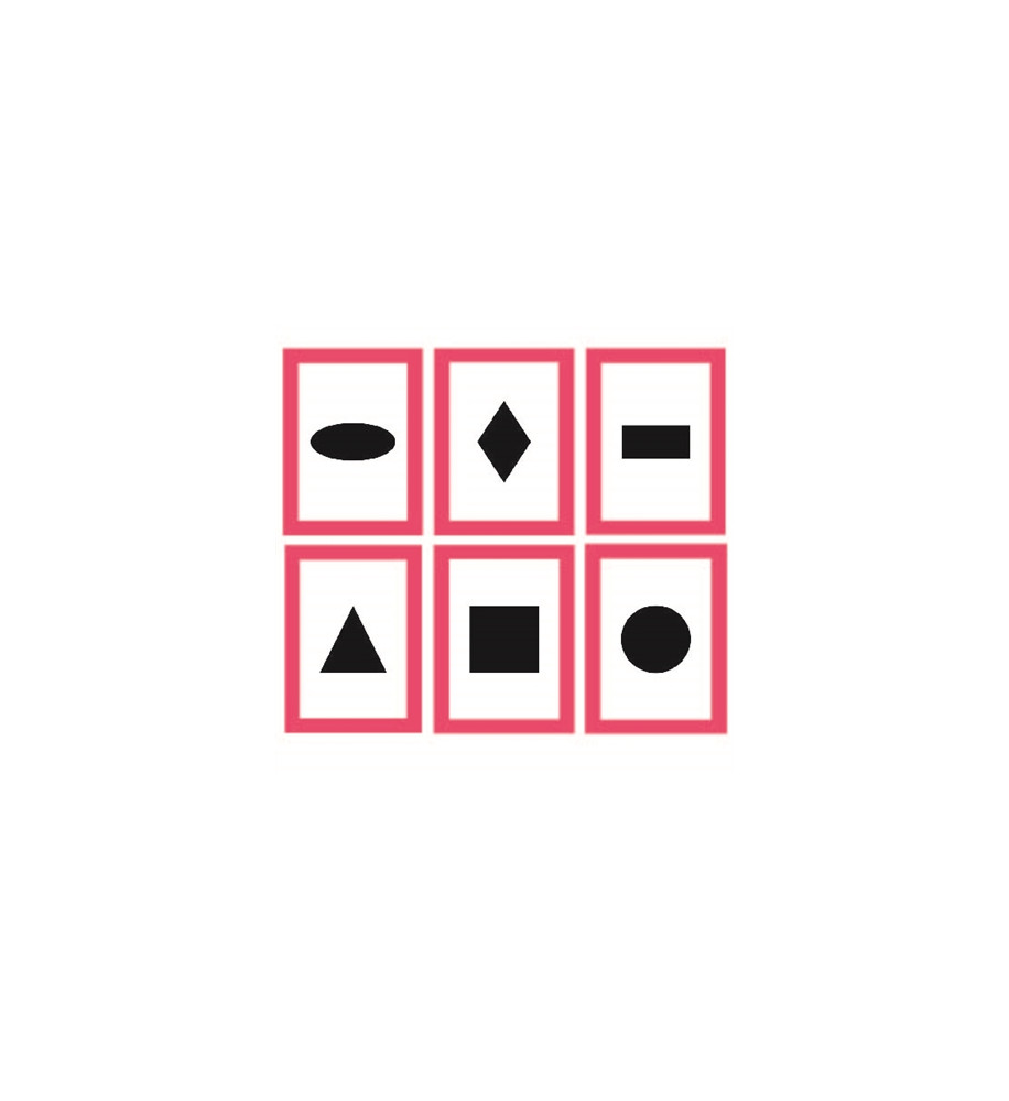 Flash Cards - Shapes 2D