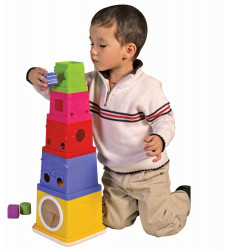 Owl Stacking Bucket Toy K39s Kids South Africa Satoytrade