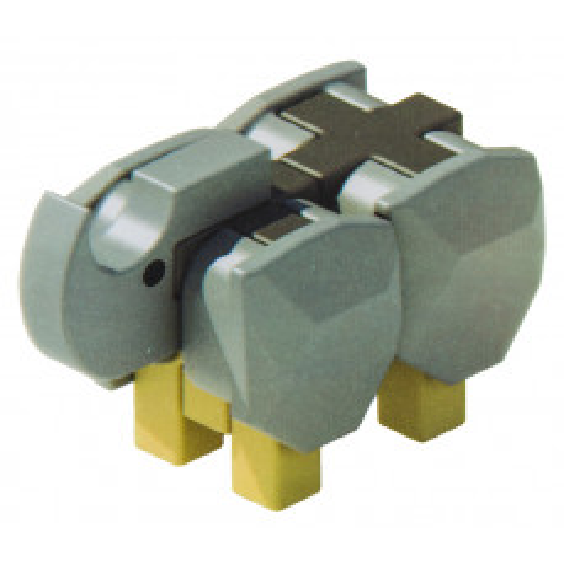 IO Blocks® Minis Wild Rhino