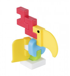 IO Blocks® Minis Wild Toucan