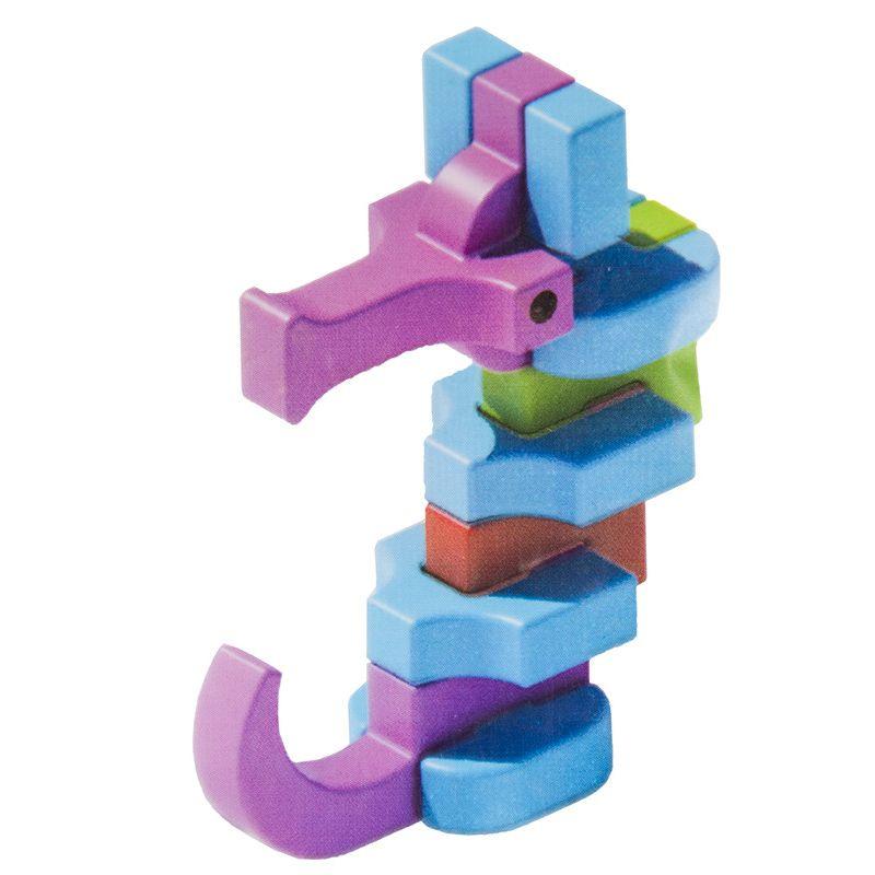 IO Blocks® Minis Wild Seahorse
