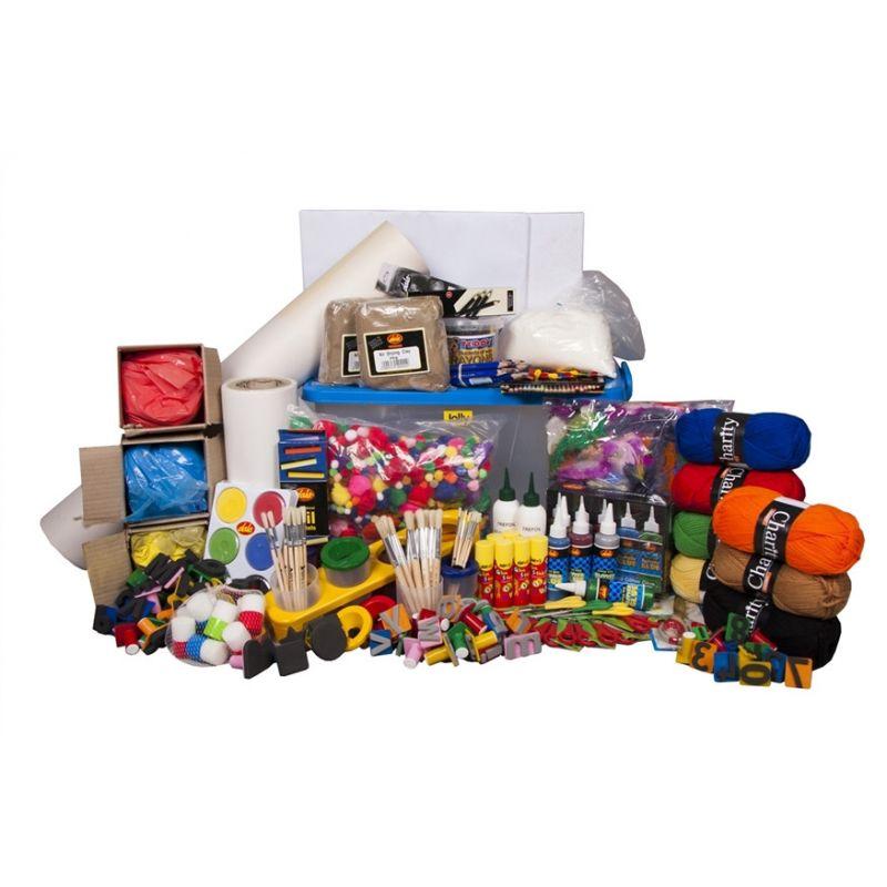Arts & Crafts Kit - Grade...