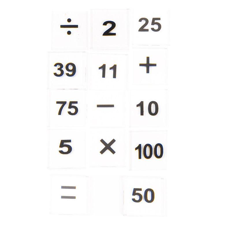 Number (0-100) Translucent...