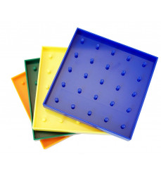 Pin Geoboard - Double Sided...